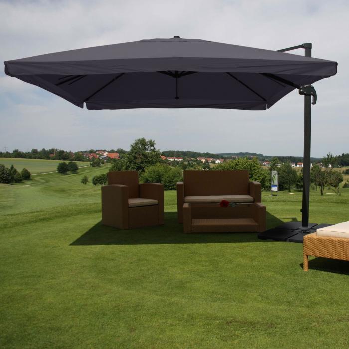 ampelschirm grau anthrazit interesting cremona x cm anthrazit with ampelschirm grau anthrazit. Black Bedroom Furniture Sets. Home Design Ideas