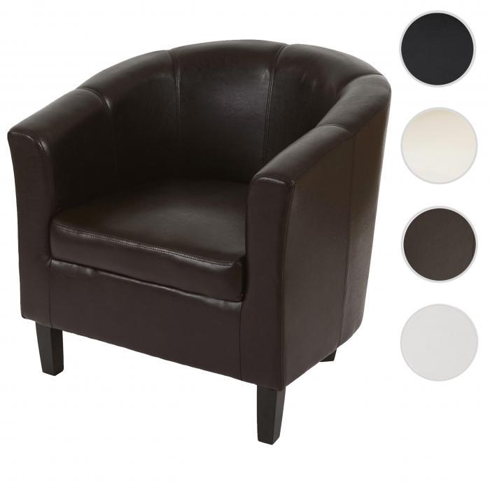 sessel newport t379 loungesessel clubsessel kunstleder. Black Bedroom Furniture Sets. Home Design Ideas
