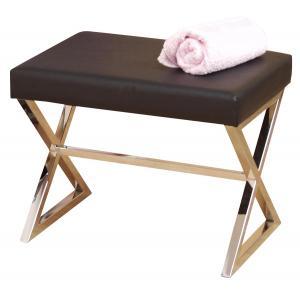 sitzhocker h105 hocker kunstleder schwarz. Black Bedroom Furniture Sets. Home Design Ideas