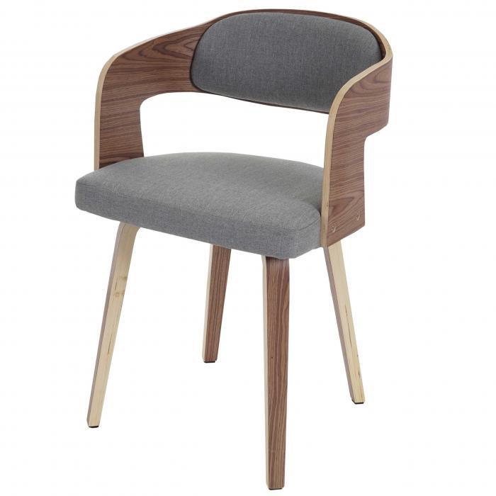 Besucherstuhl gola esszimmerstuhl stuhl holz bugholz for Designer stuhl grau