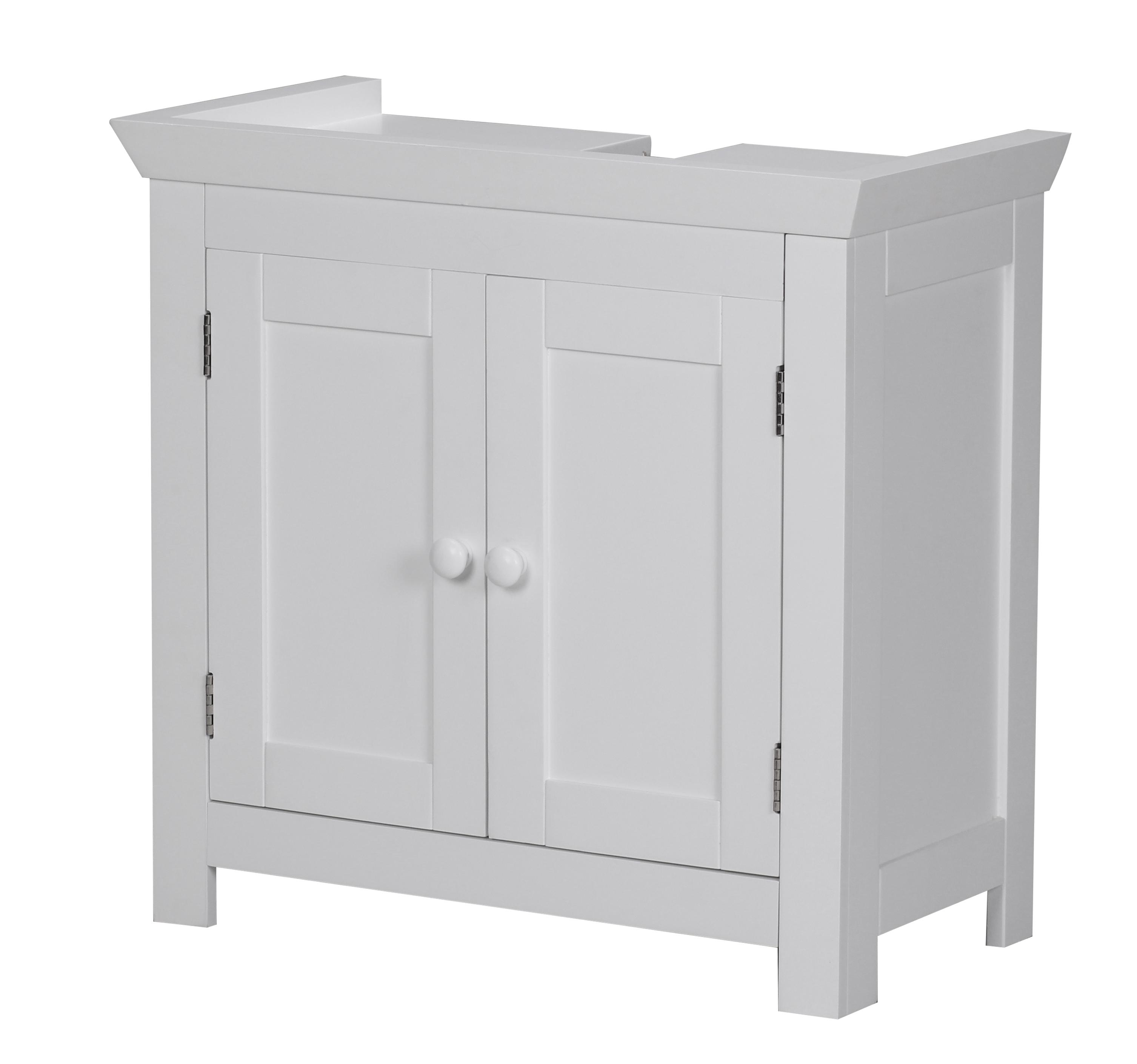 Waschbeckenunterschrank A029, Badezimmerschrank