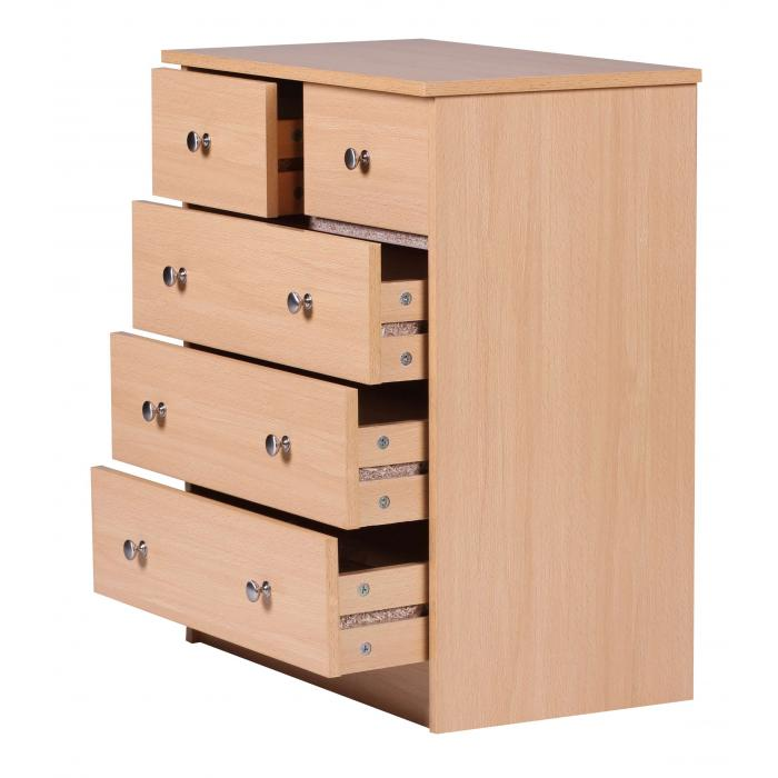 kommode a082 schubladenkommode schrank sideboard 70x60x35 buche. Black Bedroom Furniture Sets. Home Design Ideas