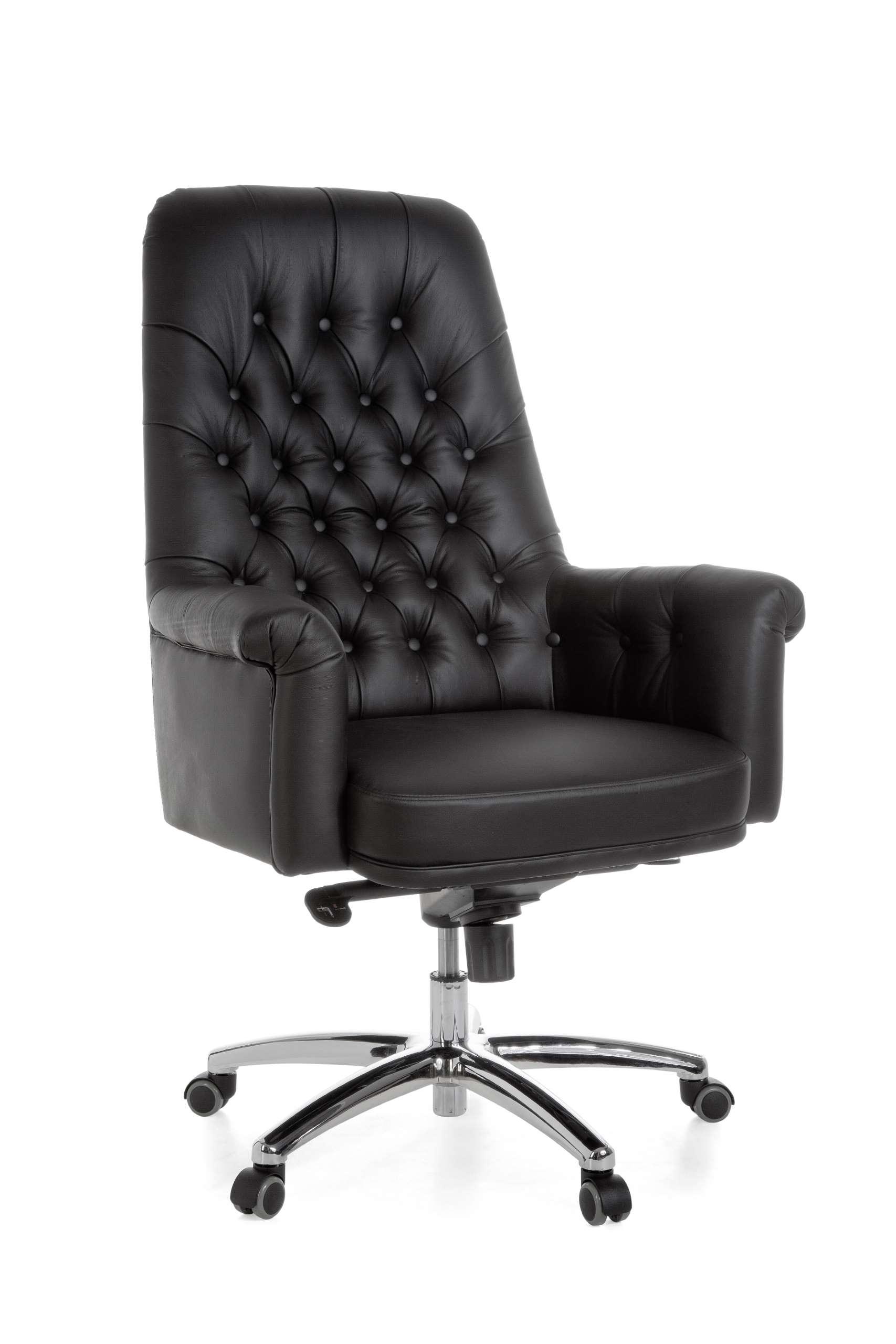 luxus b rostuhl. Black Bedroom Furniture Sets. Home Design Ideas