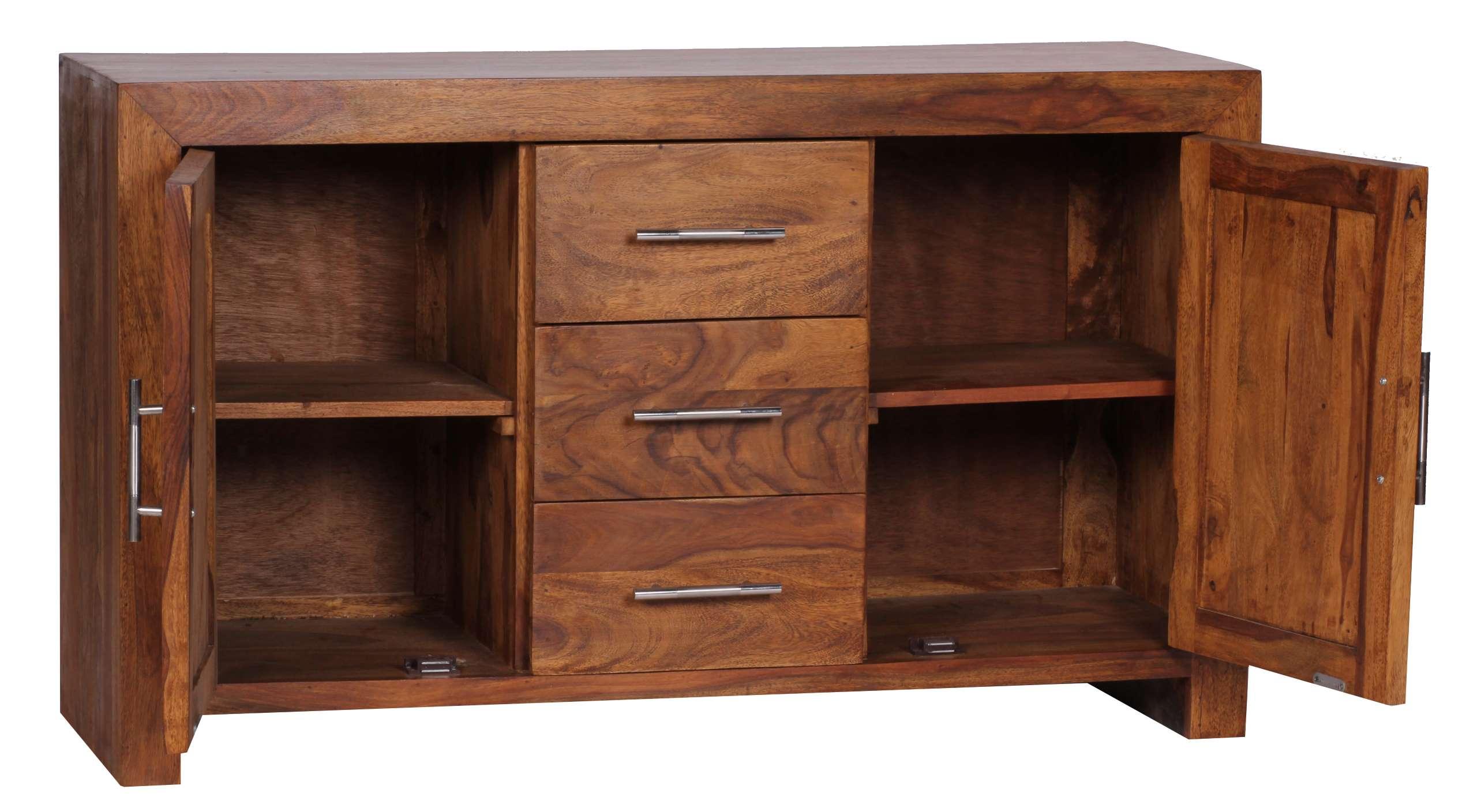 kommode malatya schrank sideboard sheesham massivholz. Black Bedroom Furniture Sets. Home Design Ideas