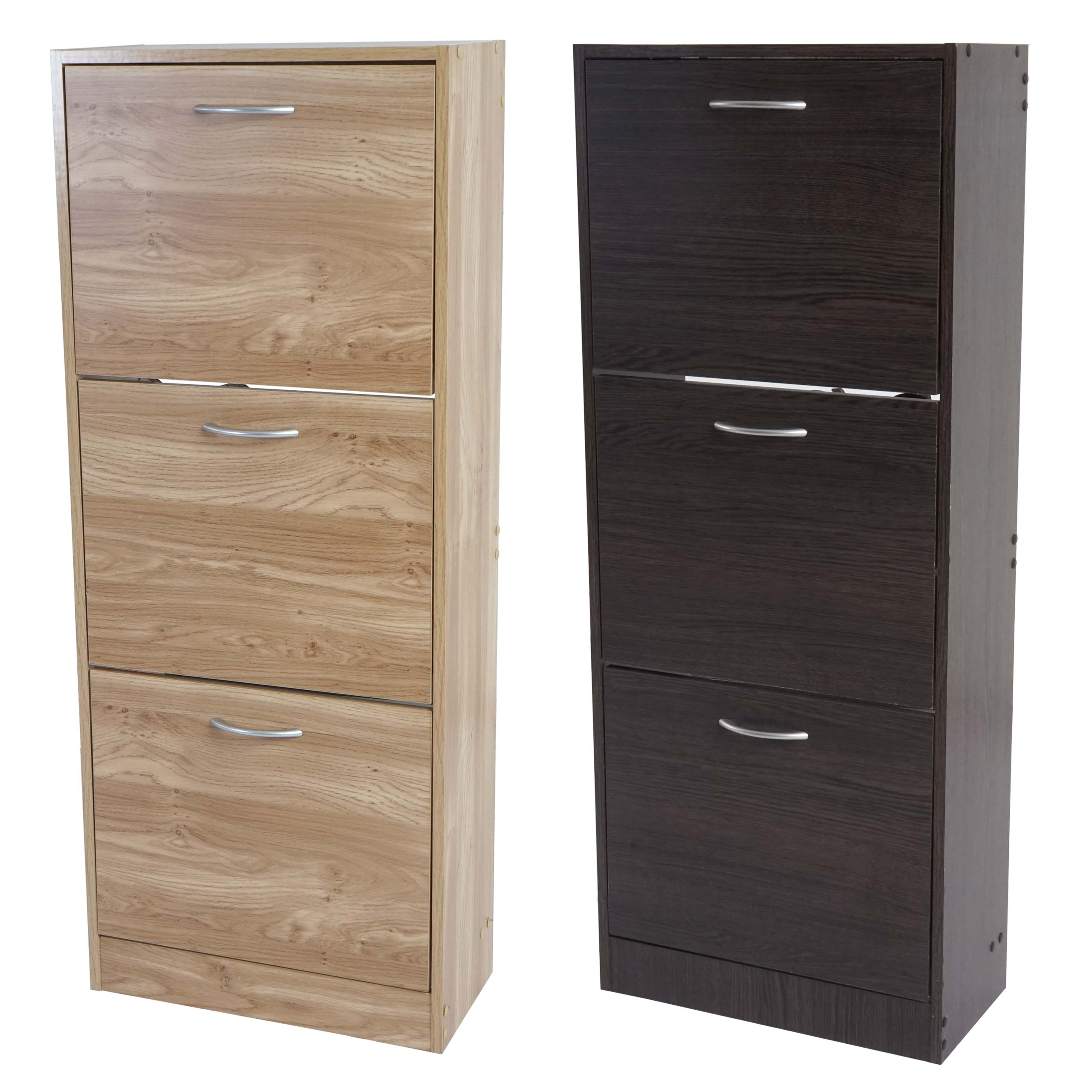 schuhkipper br ssel schuhschrank schuhkommode f r 12 paar schuhe ebay. Black Bedroom Furniture Sets. Home Design Ideas