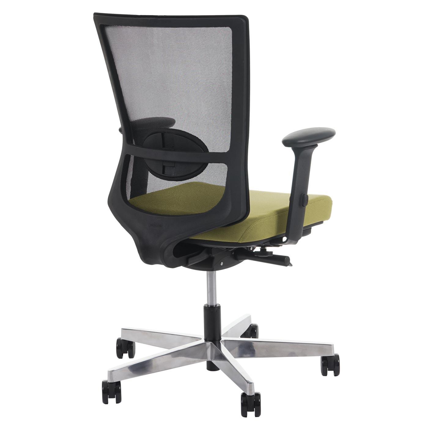 chaise de bureau merryfair forte fauteuil bureau pitovante ergonomique olive. Black Bedroom Furniture Sets. Home Design Ideas