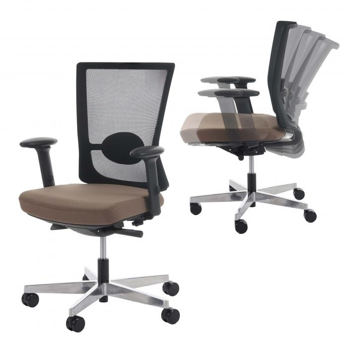 Profi Bürostuhl Belfast Schreibtischstuhl Drehstuhl Ergonomisch