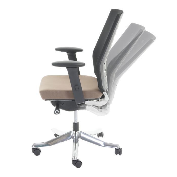 Bürosessel netz  MERRYFAIR Velo, Schreibtischstuhl, Polster/Netz, Sliding-Funktion ...