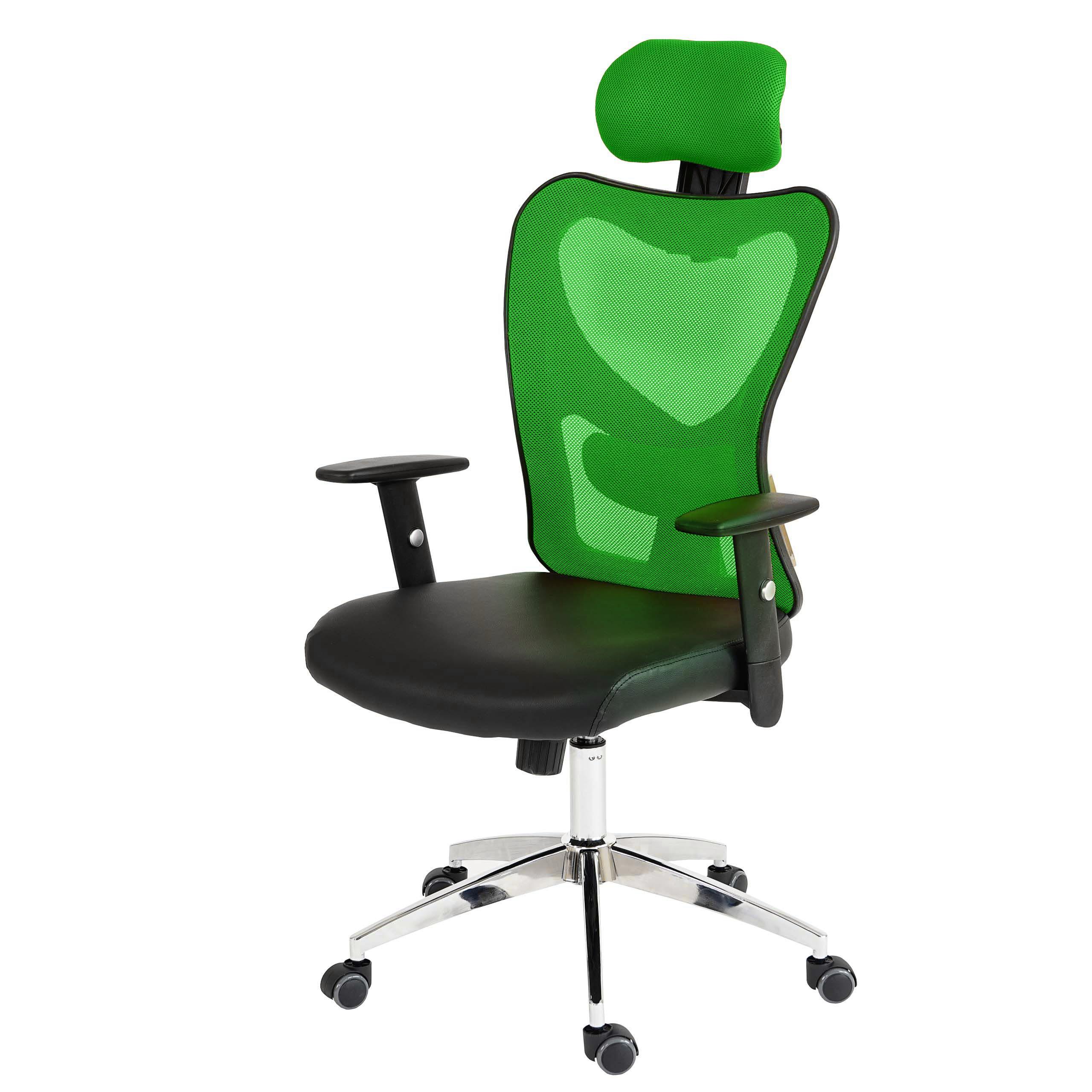 fauteuil de bureau am ricain atlanta xxl charge 150kg similicuir vert ebay. Black Bedroom Furniture Sets. Home Design Ideas