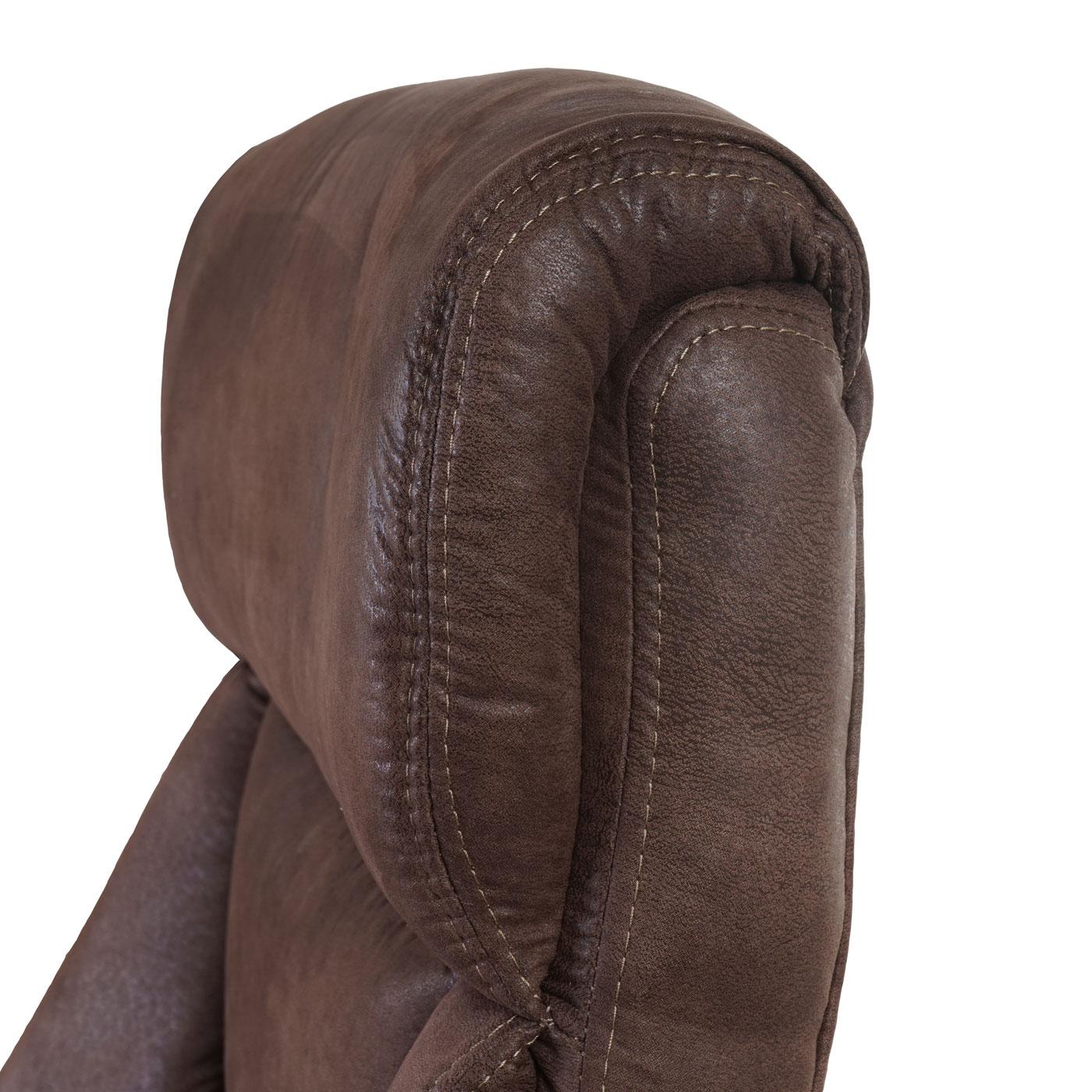 Bürostuhl Dallas Detailansicht Kopfstütze