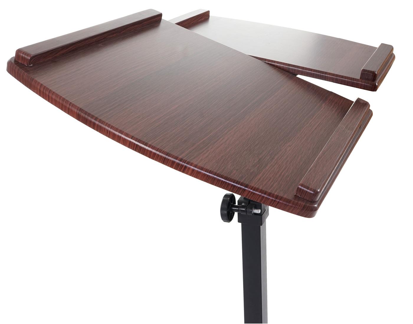 pupitre pr ordinateur portable lancester desserte. Black Bedroom Furniture Sets. Home Design Ideas