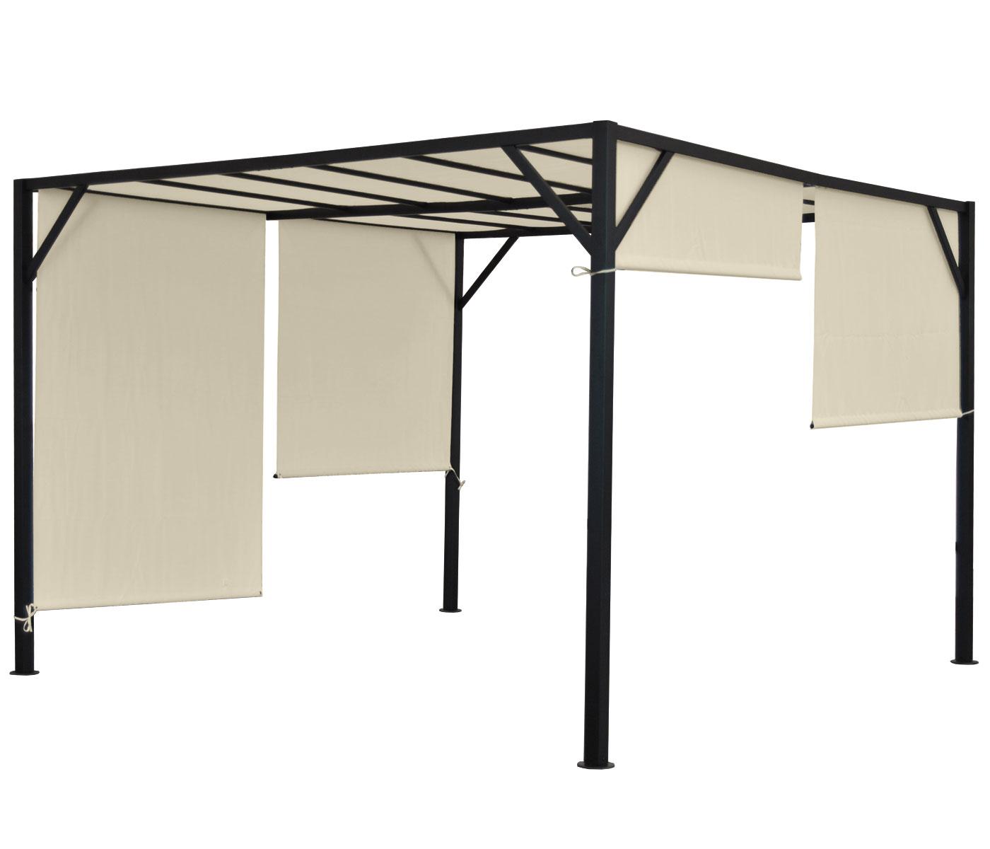 pawilon ogrodowy pergola tarasowa przesuwny dach. Black Bedroom Furniture Sets. Home Design Ideas