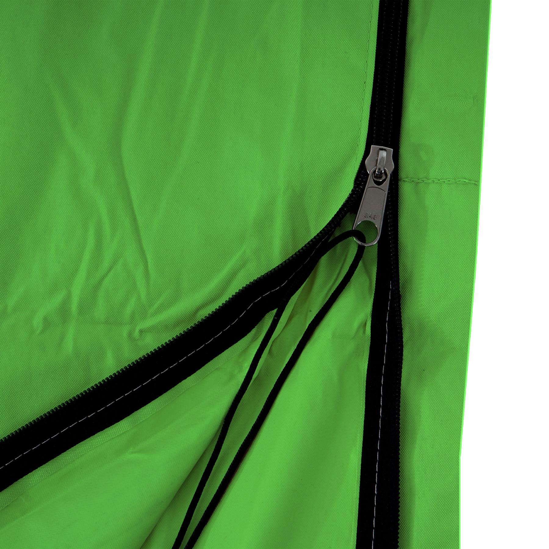schutzh lle f r ampelschirm bis 4 3 m 3x3 m saisonartikel sommer sonnenschirme und st nder. Black Bedroom Furniture Sets. Home Design Ideas