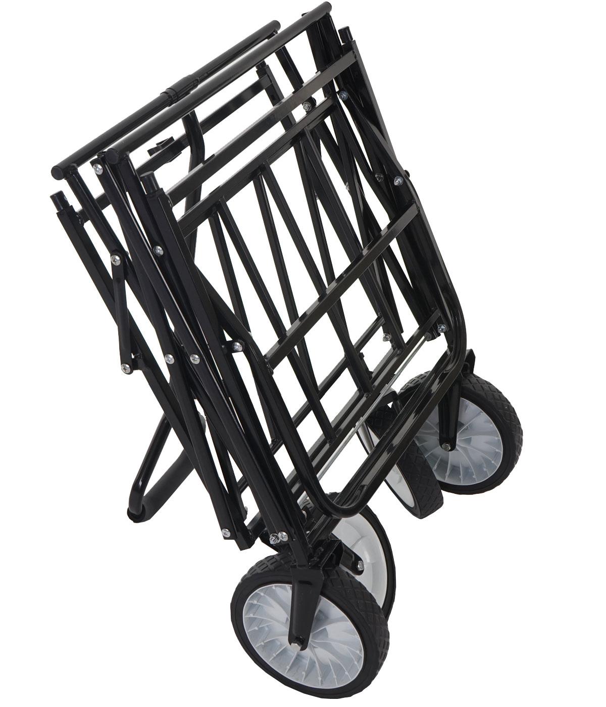 chariot pliable pour enfants morley charette avec porte bouteille gris ebay. Black Bedroom Furniture Sets. Home Design Ideas