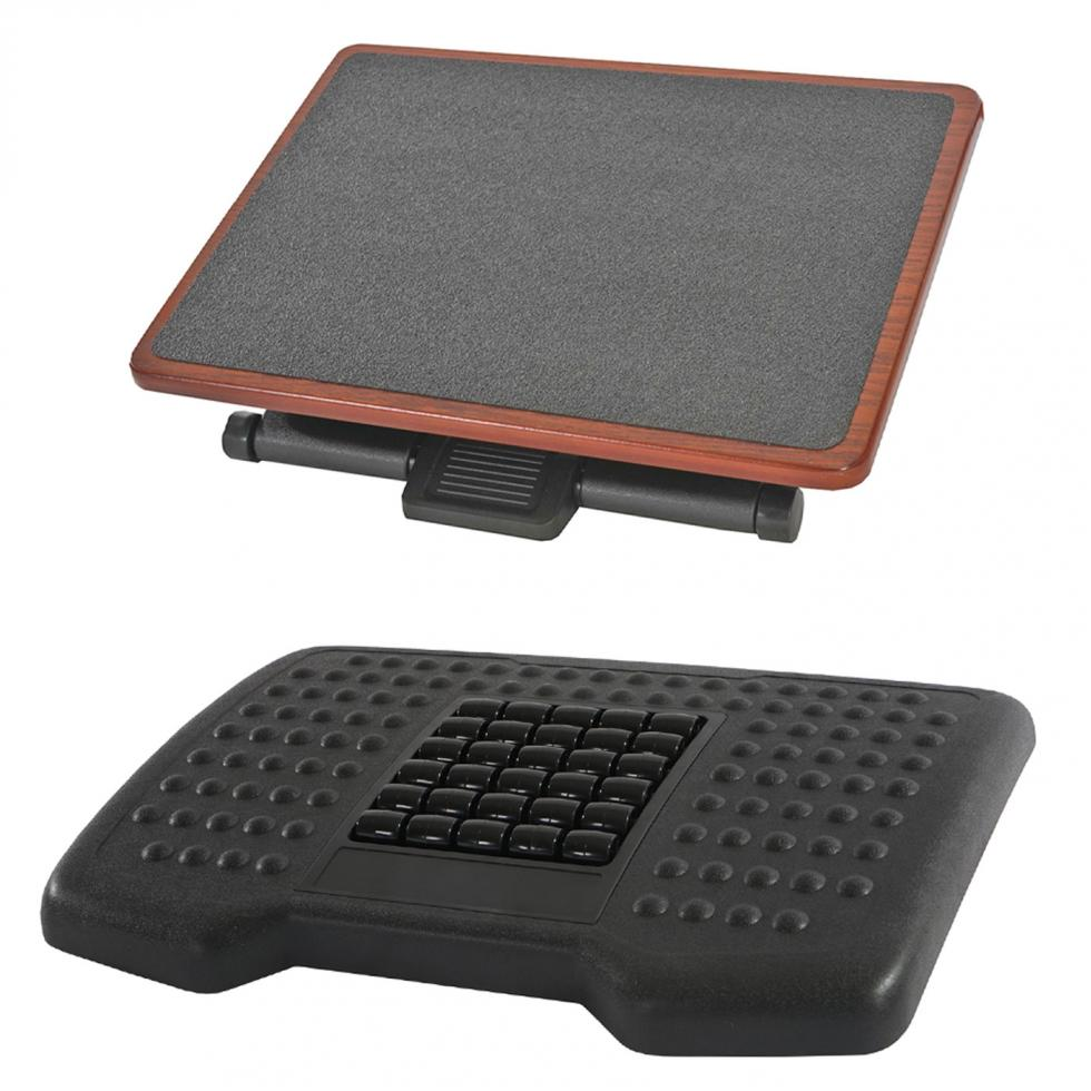 fu st tze t553 t554 fu ablage verstellbar ebay. Black Bedroom Furniture Sets. Home Design Ideas