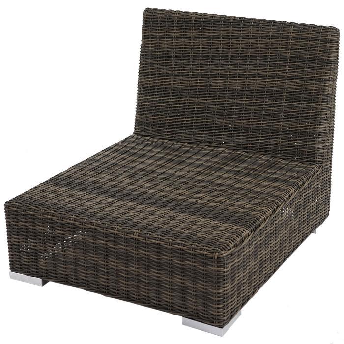 luxus poly rattan sofa garnitur melilla lounge set. Black Bedroom Furniture Sets. Home Design Ideas