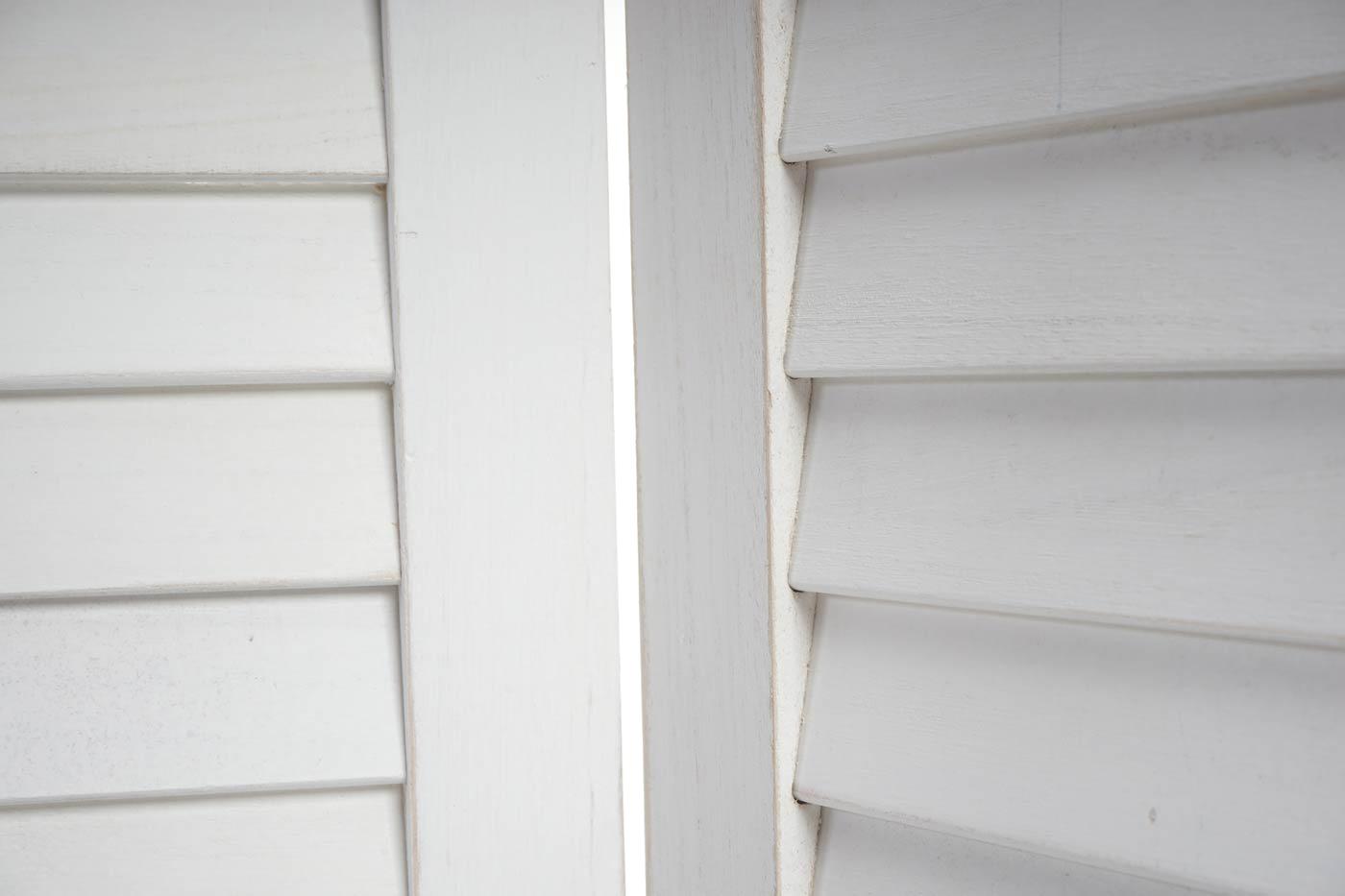 paravent istanbul raumteiler trennwand sichtschutz ornamente 170x160cm wei. Black Bedroom Furniture Sets. Home Design Ideas