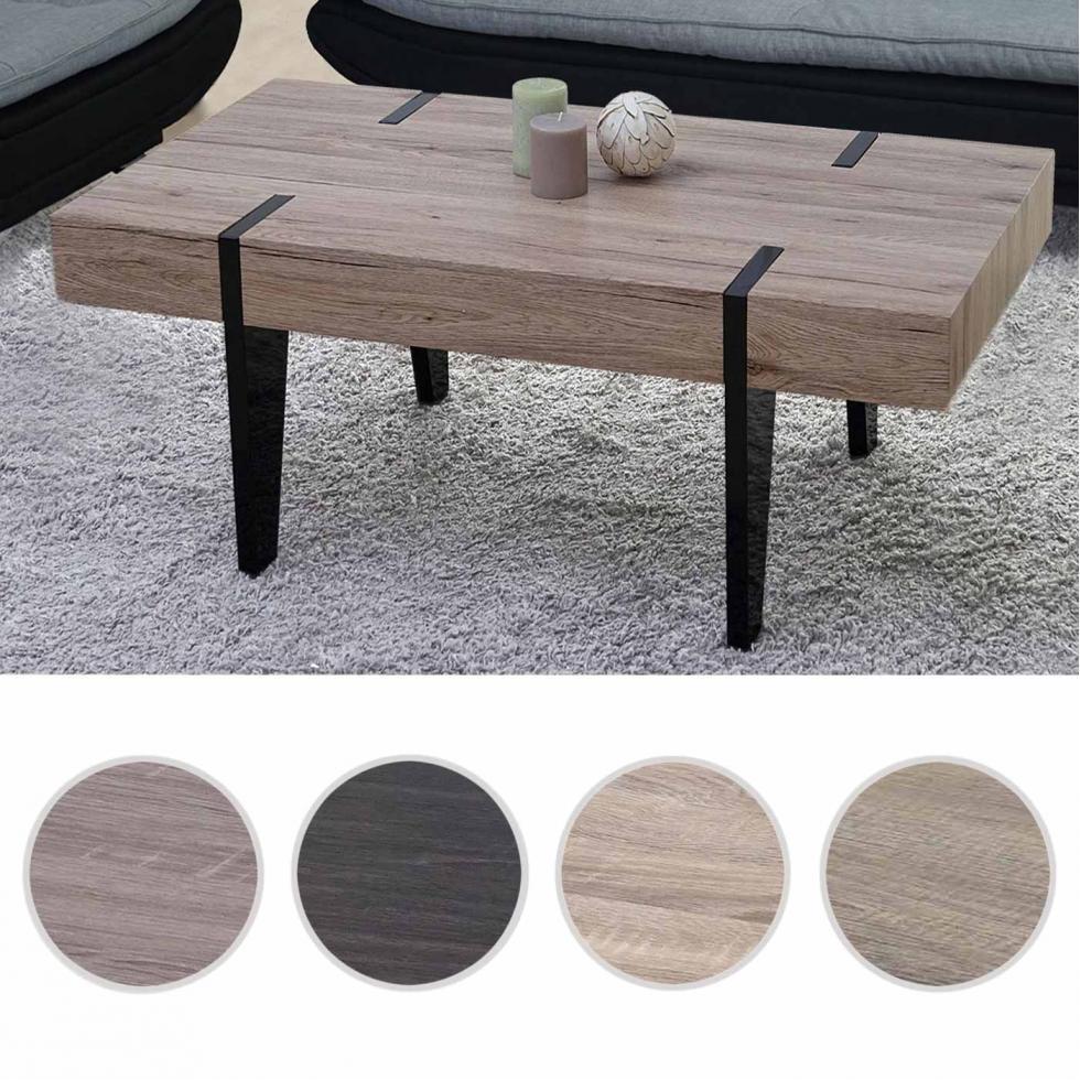 couchtisch kos t575 wohnzimmertisch fsc 40x110x60cm. Black Bedroom Furniture Sets. Home Design Ideas