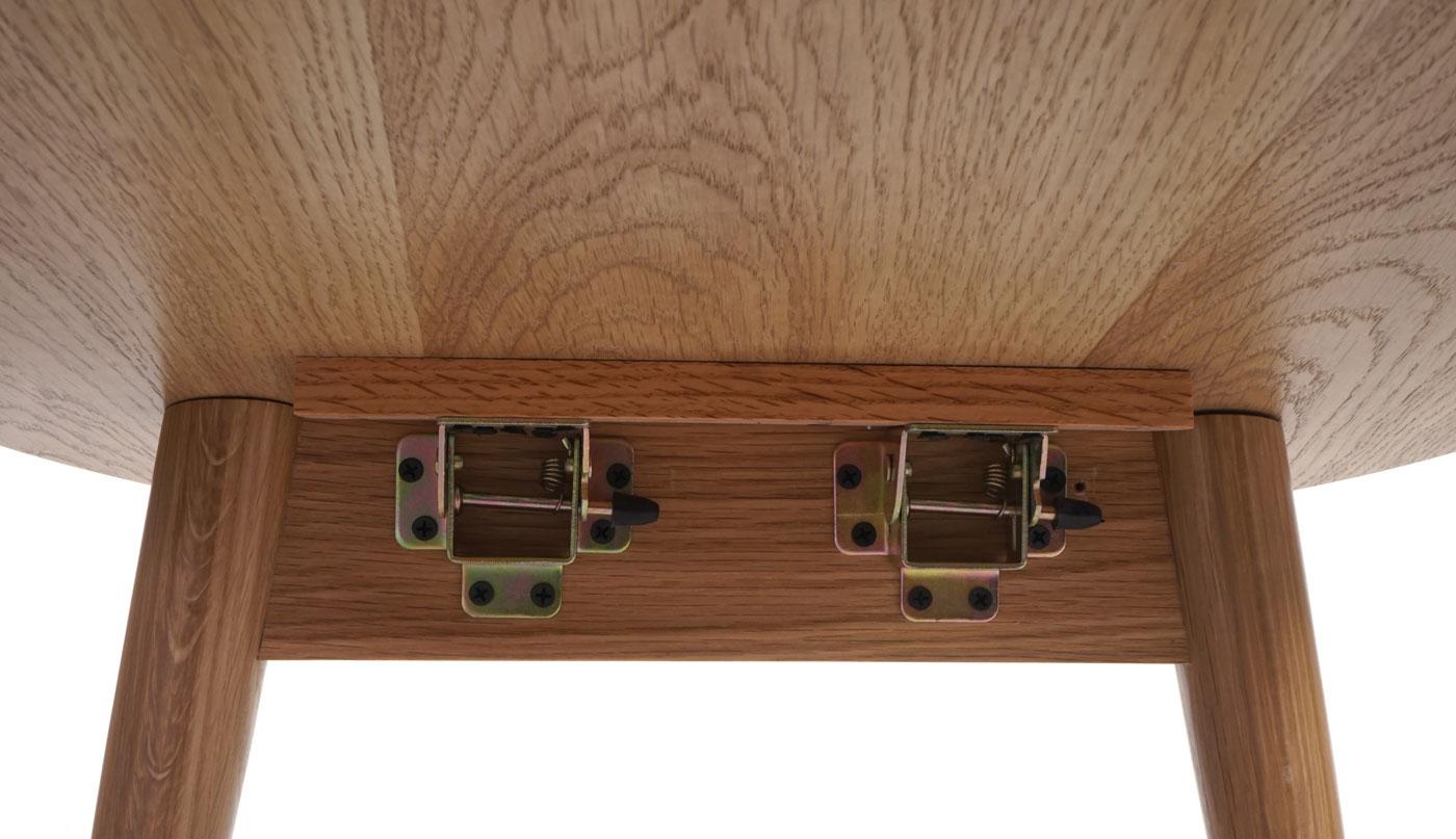 Table Basse Bagheria Table De Salon D Appoint 40x120x55cm  # Table De Salon En Mdf