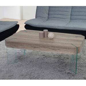 couchtisch kos t578 wohnzimmertisch fsc 40x110x60cm wildeiche glas f e. Black Bedroom Furniture Sets. Home Design Ideas
