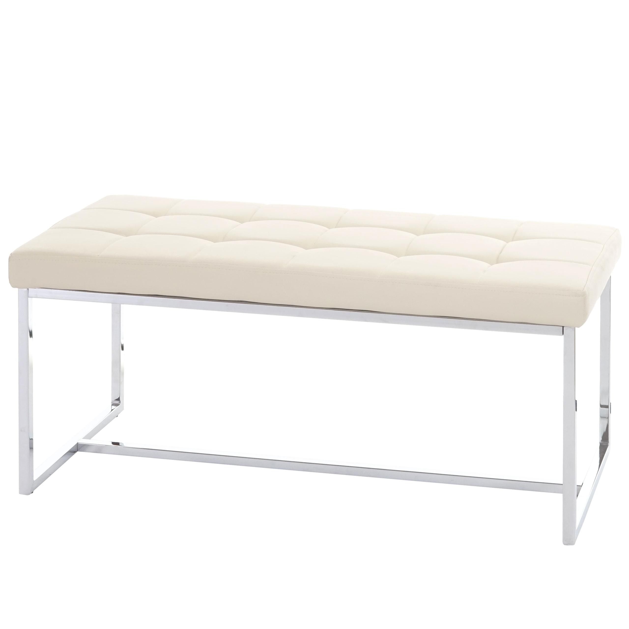 sitzbank tivoli polsterbank bank esszimmerbank 100 120cm ebay. Black Bedroom Furniture Sets. Home Design Ideas