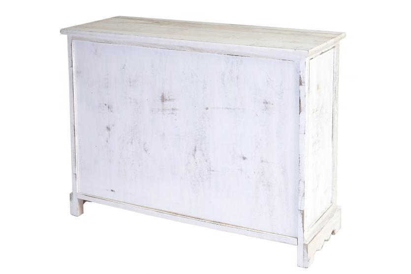 kommode venlo schubladenschrank shabby look vintage 9. Black Bedroom Furniture Sets. Home Design Ideas