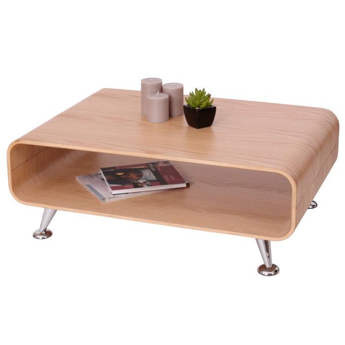 couchtisch hwc b97 xxl tisch loungetisch club tisch 33x90x60cm eiche natur. Black Bedroom Furniture Sets. Home Design Ideas