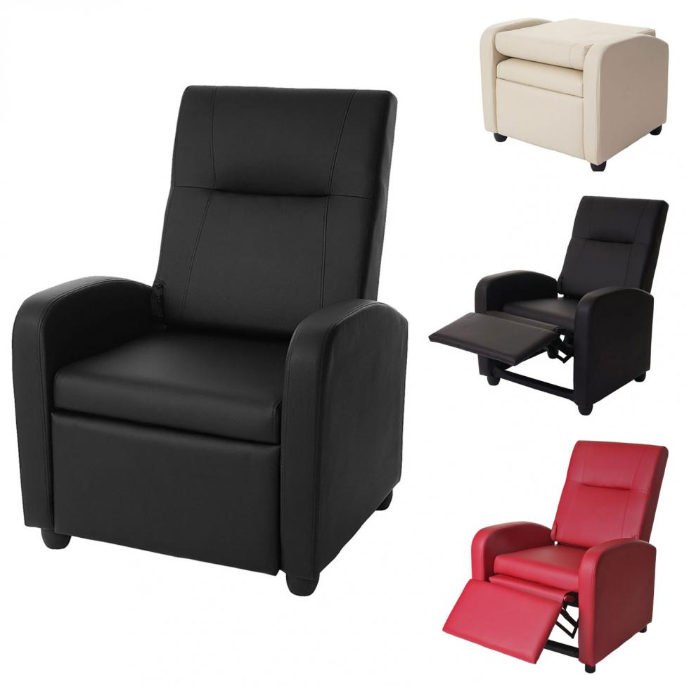 Fernsehsessel Denver Basic Relaxsessel Relaxliege Sessel