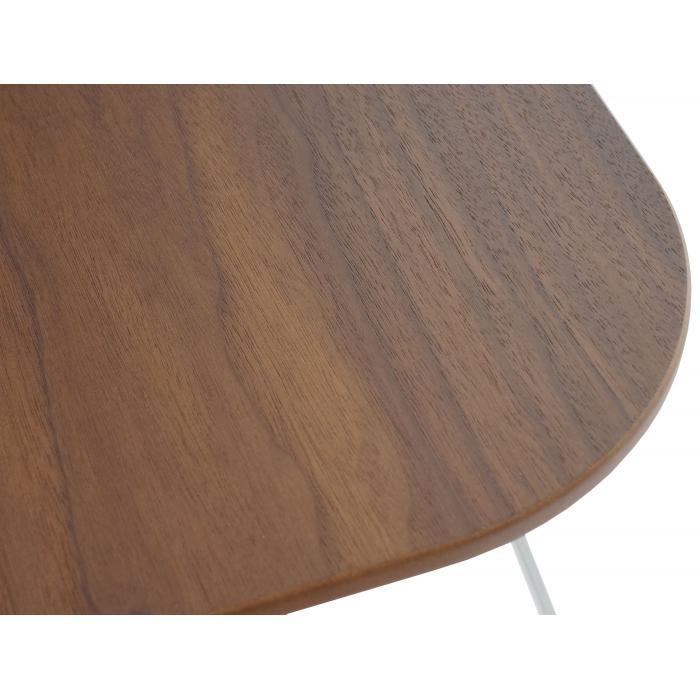 Couchtisch Mecheln Wohnzimmertisch Tisch Beistelltisch 38x90x60cm Walnuss