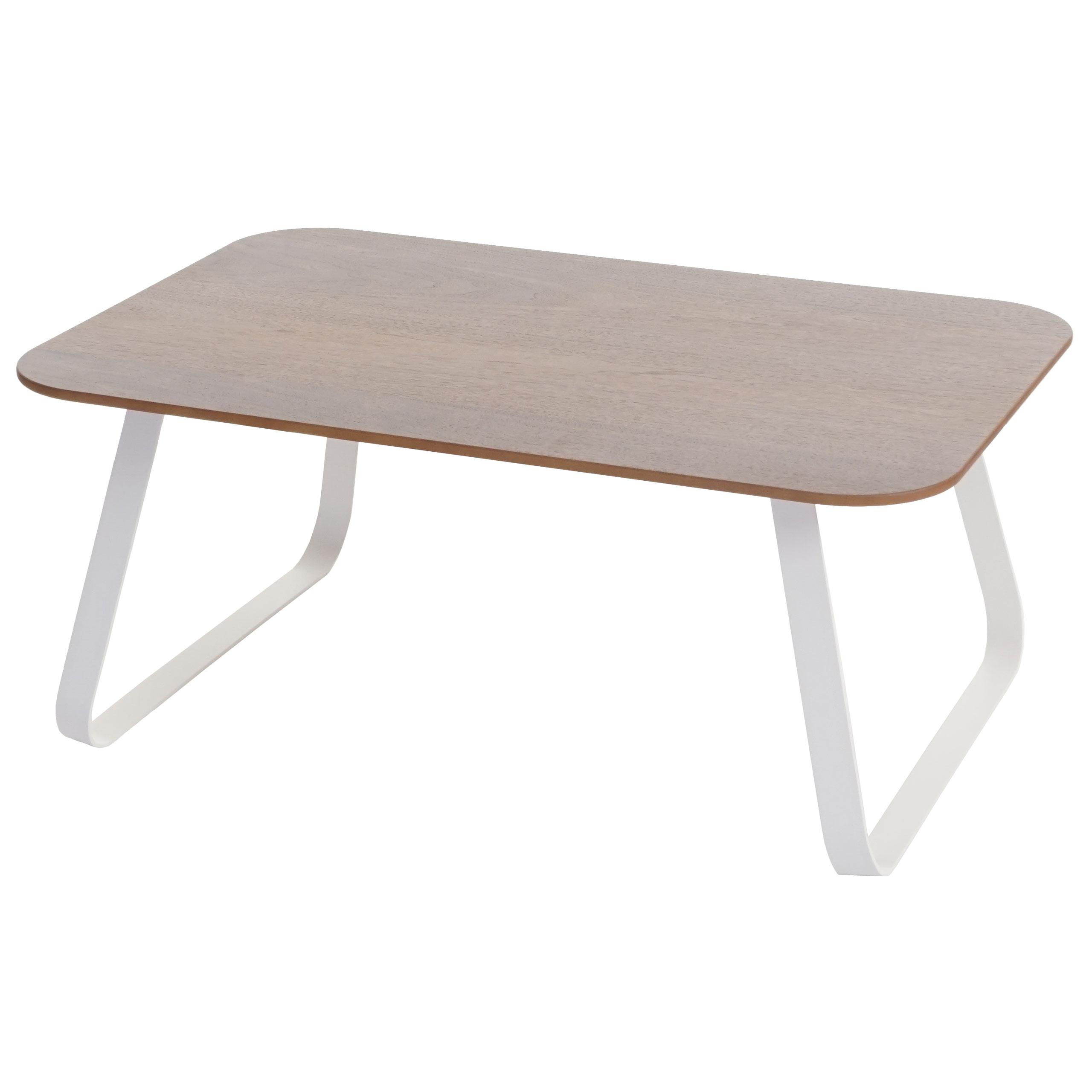 Tavolino tavolo da salotto mecheln rettangolare 60x90x38cm for Wohnzimmertisch noce