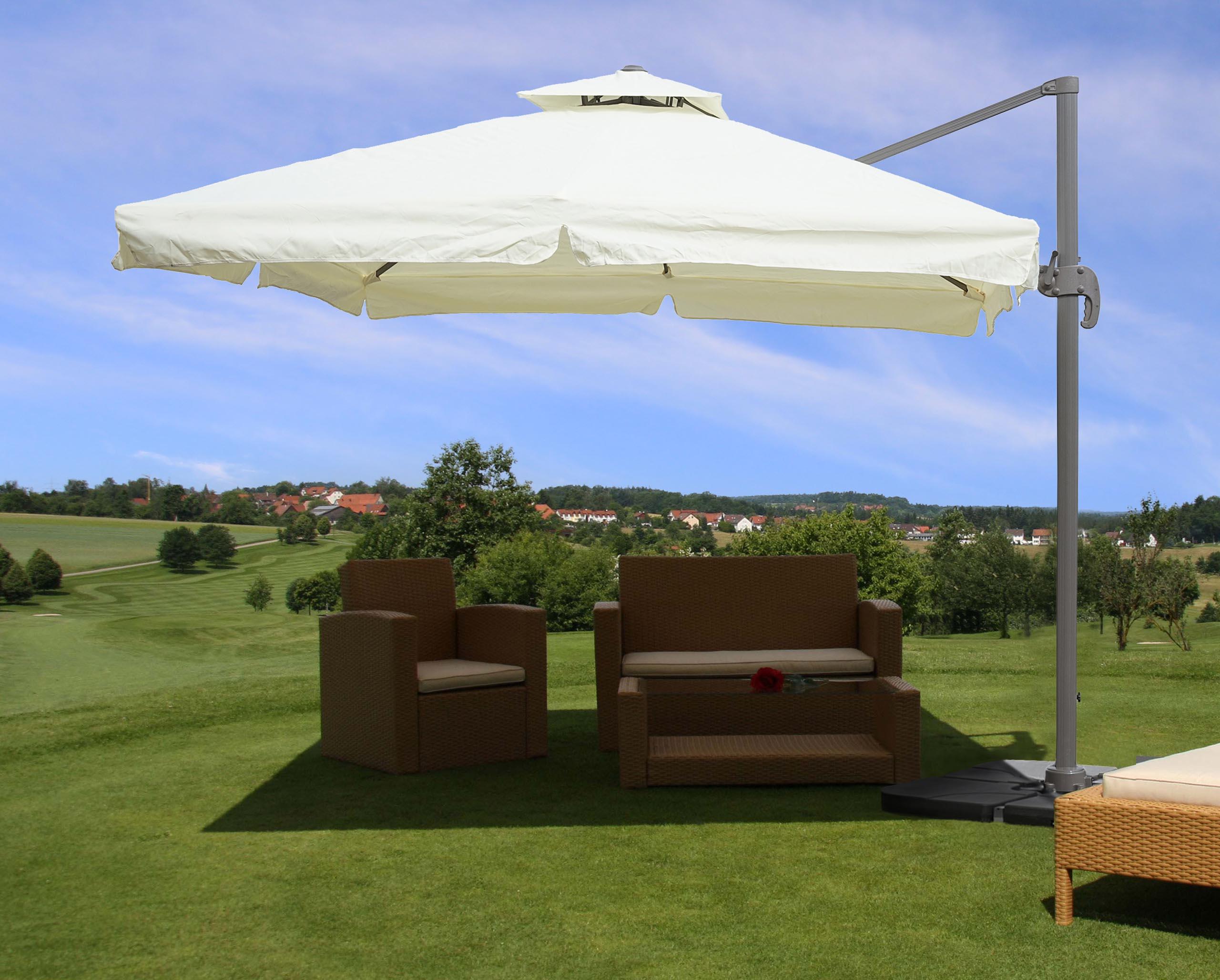 st nder f r ampelschirm ampelschirm sonnenschirm. Black Bedroom Furniture Sets. Home Design Ideas