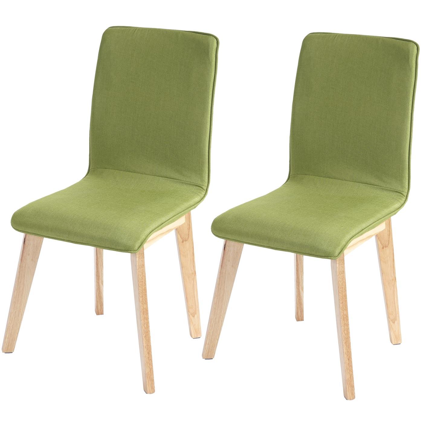 2x esszimmerstuhl zadar stuhl lehnstuhl retro 50er jahre design textil gr n mit naht. Black Bedroom Furniture Sets. Home Design Ideas
