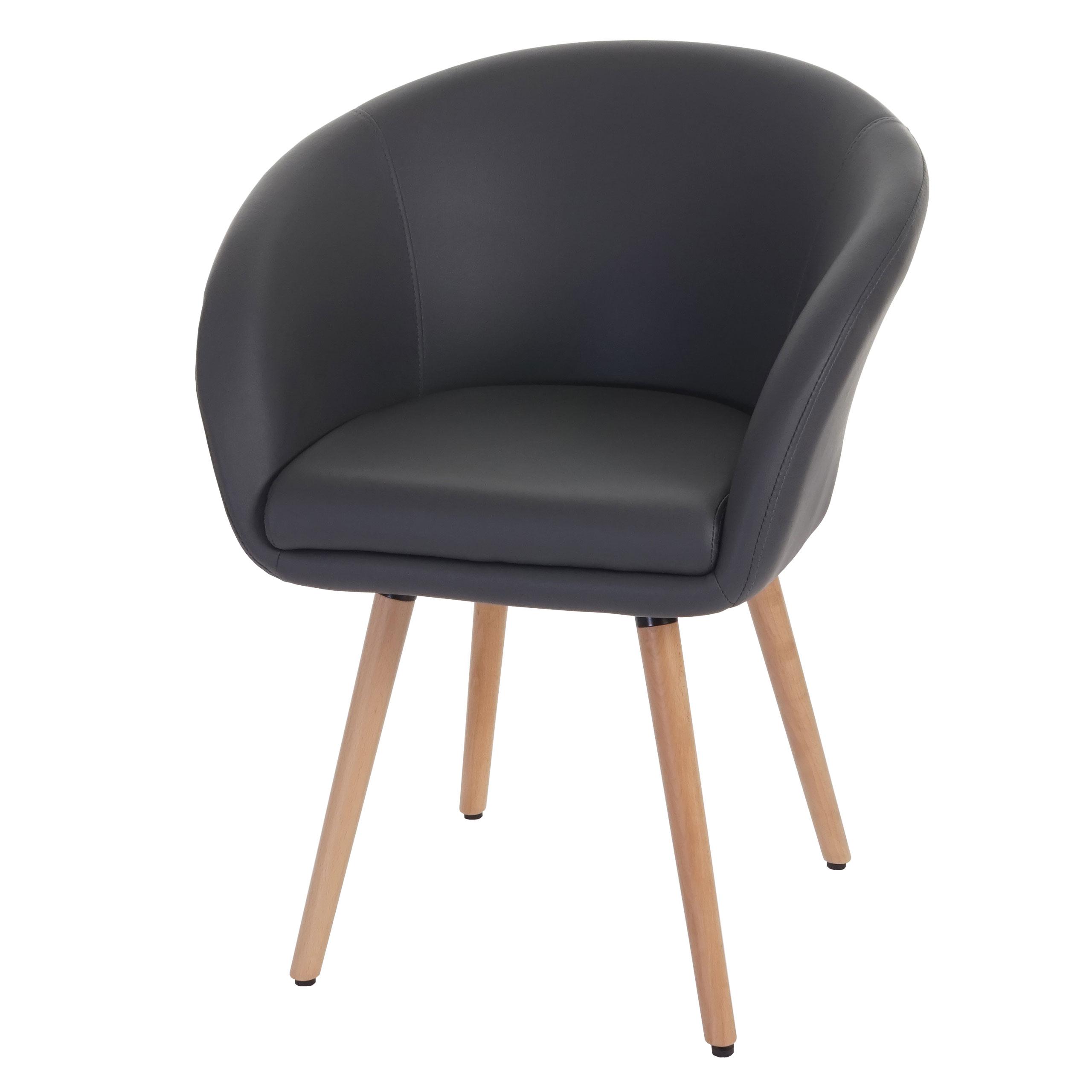 esszimmerstuhl malm t633 stuhl lehnstuhl retro 50er jahre design ebay. Black Bedroom Furniture Sets. Home Design Ideas