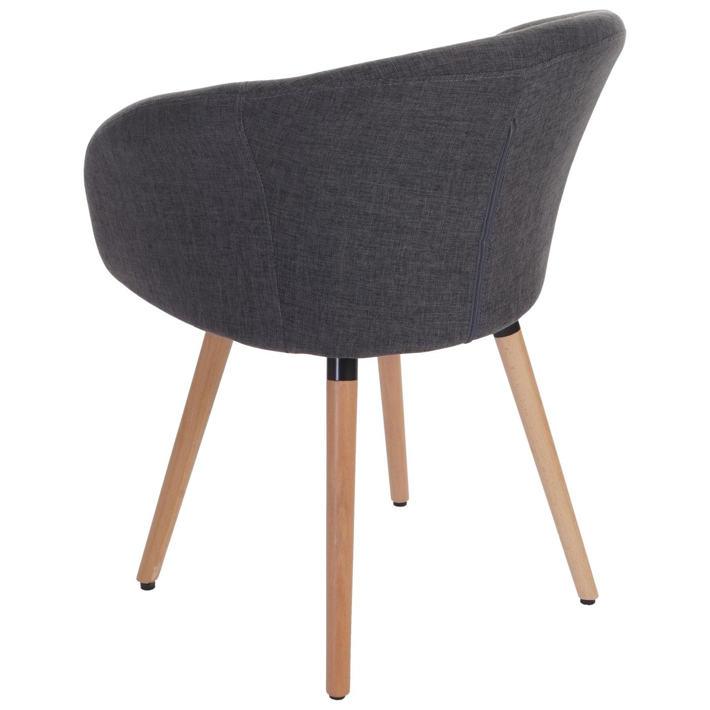 6x esszimmerstuhl malm t633 stuhl lehnstuhl retro 50er for Stuhl designgeschichte