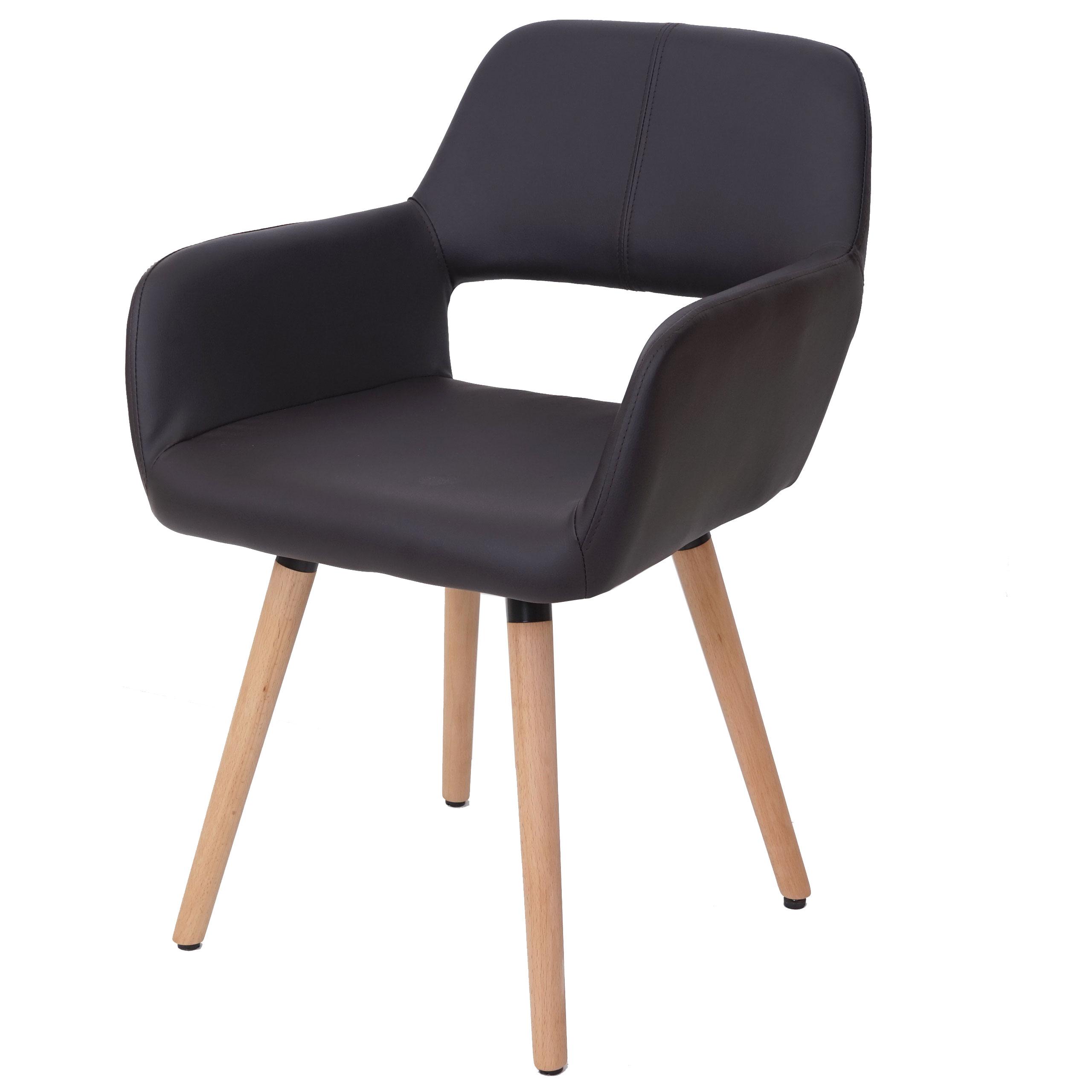 esszimmerstuhl hwc a50 stuhl lehnstuhl retro 50er jahre design ebay. Black Bedroom Furniture Sets. Home Design Ideas