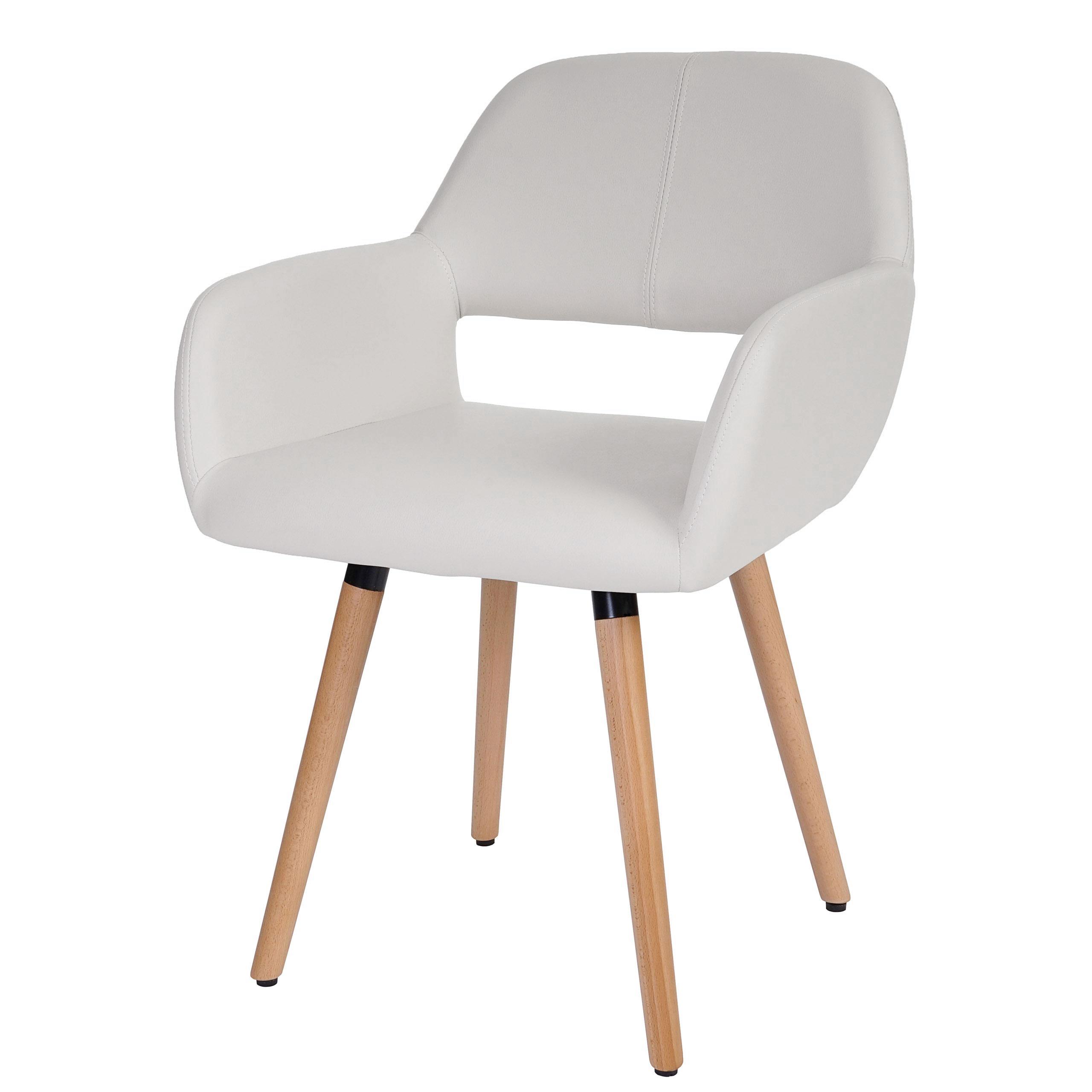 Esszimmerstuhl Hwc A50 Ii Stuhl Lehnstuhl Retro 50er Jahre Design
