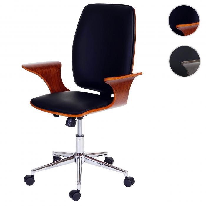 VertrauenswüRdig Bürostuhl Bezug Kunstleder Weiß Schreibtischstuhl Design Chefsessel Drehstuhl.. Guter Geschmack Büro & Schreibwaren