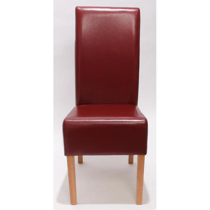 6 x esszimmerstuhl rot