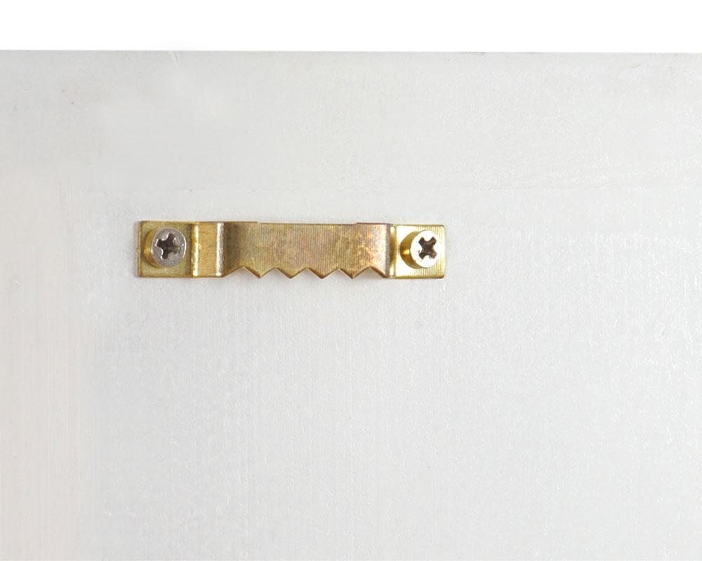 Schlüsselbrett HWC-A48 Detailansicht Befestigung