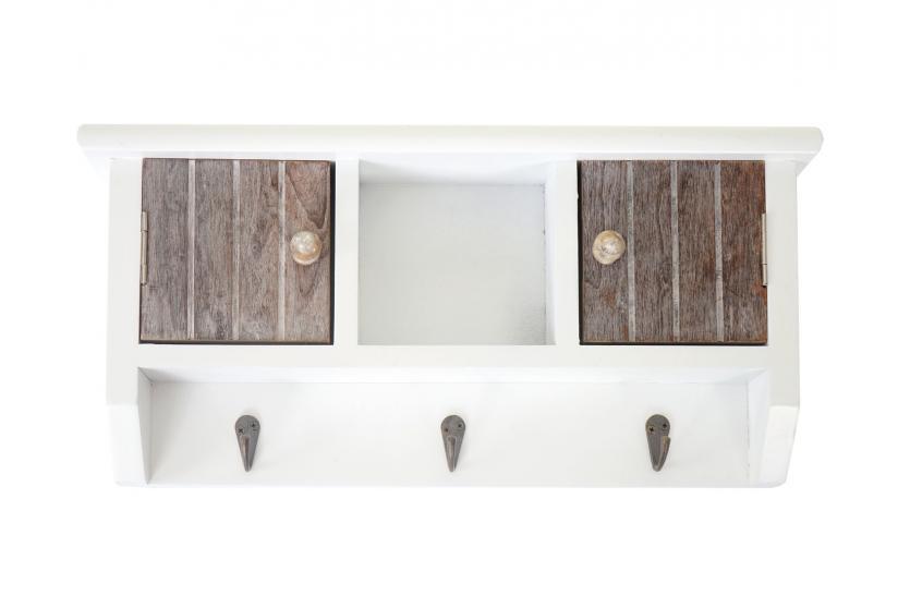 schl sselbrett pitea schl sselkasten schl sselboard mit t ren ebay. Black Bedroom Furniture Sets. Home Design Ideas