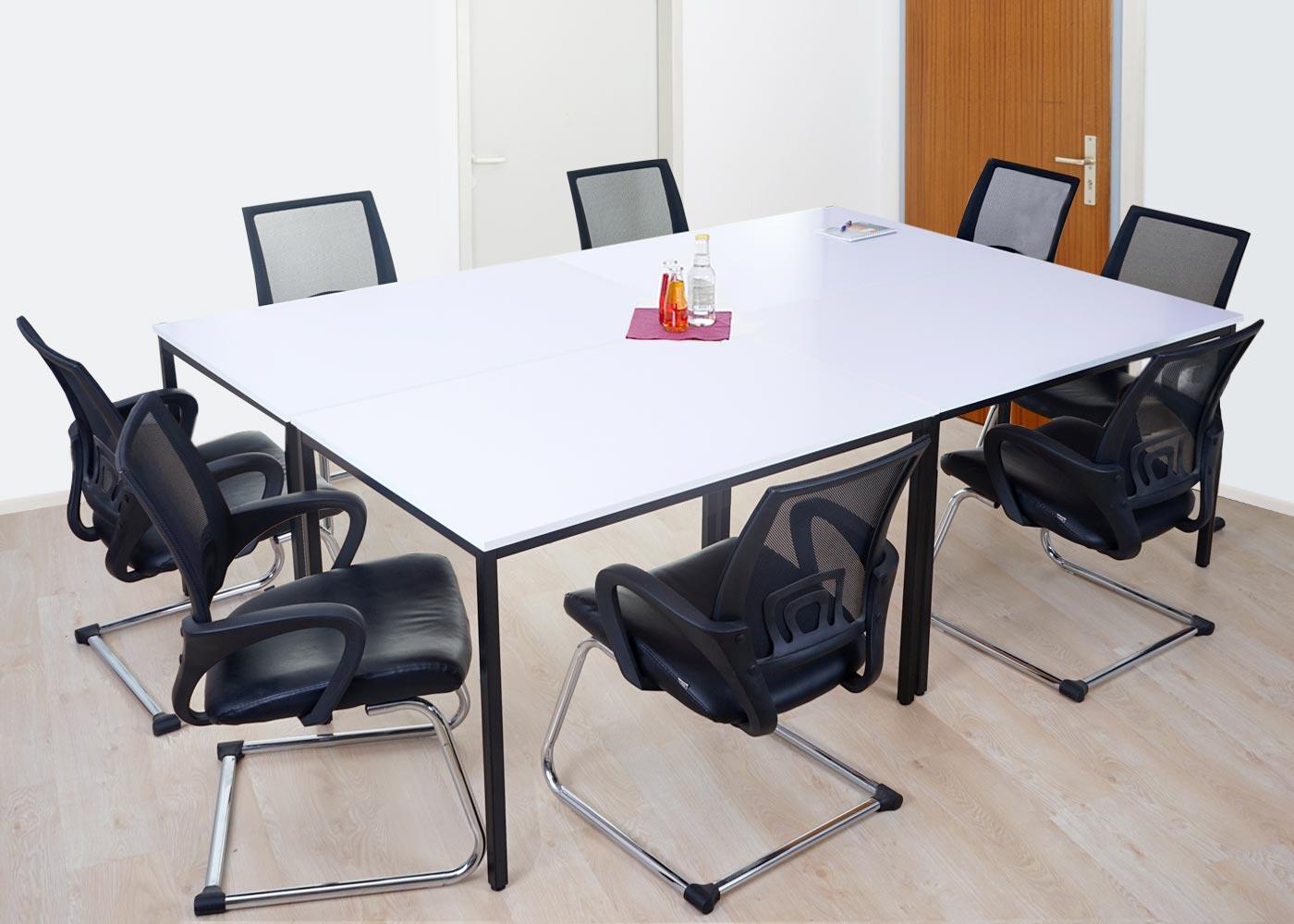 Schreibtisch Braila T705 4 Tische