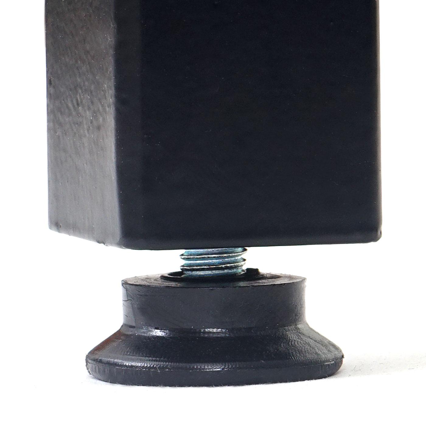 Schreibtisch Braila T705 Detailansicht Fuß mit Höhenverstellung