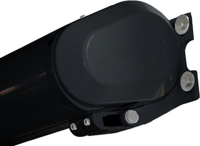 Elektrische Kassetten Markise T122 Vollkassette 4x3m
