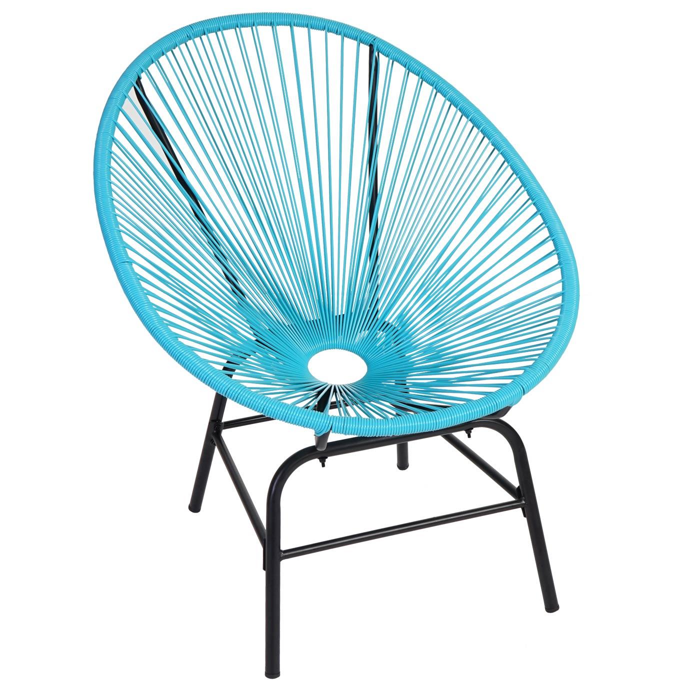 2x poly rattan gartensessel suzano spaghetti gartenstuhl. Black Bedroom Furniture Sets. Home Design Ideas
