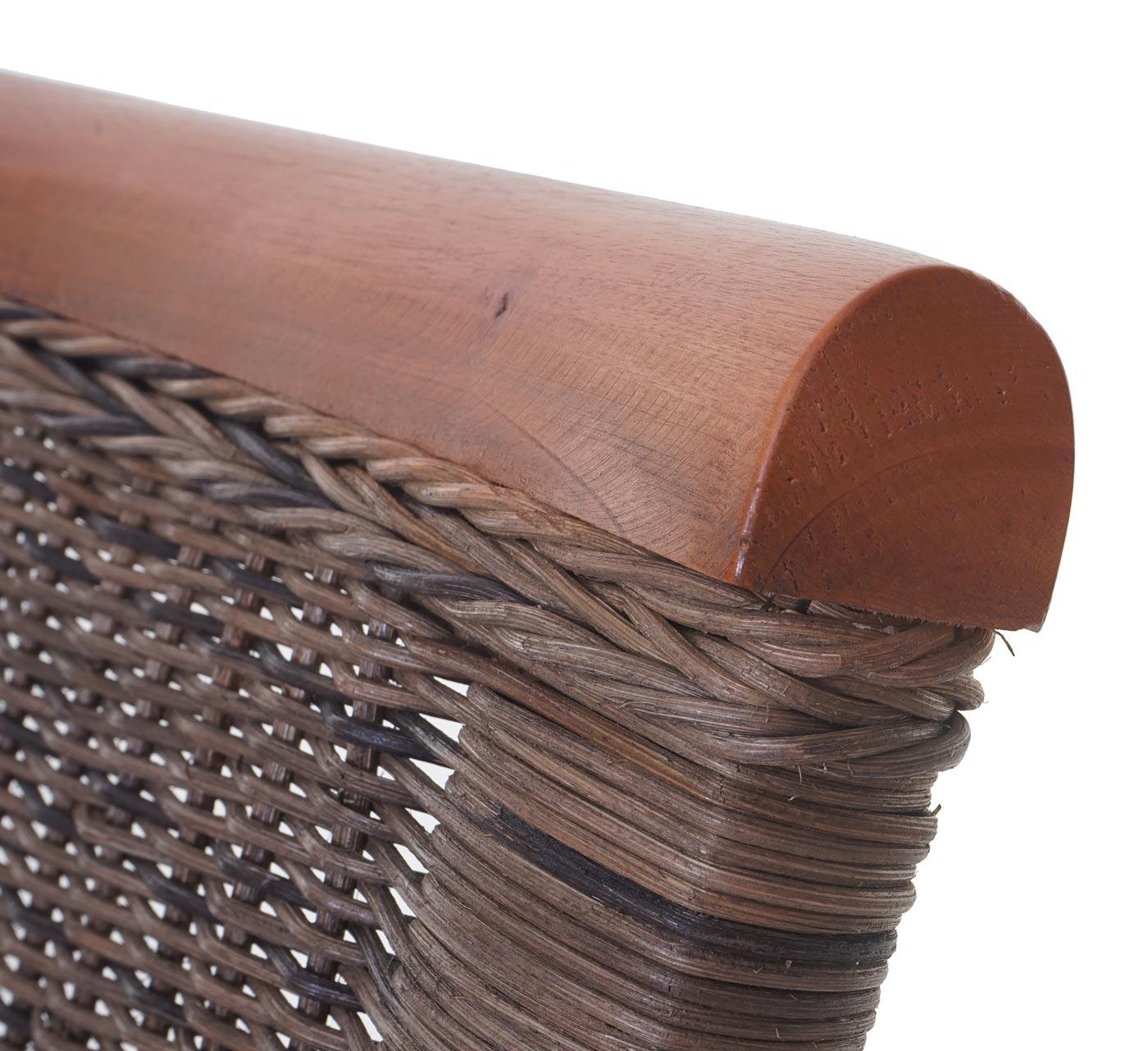 2x esszimmerstuhl savona stuhl lehnstuhl rattan mit oder ohne sitzkissen ebay. Black Bedroom Furniture Sets. Home Design Ideas