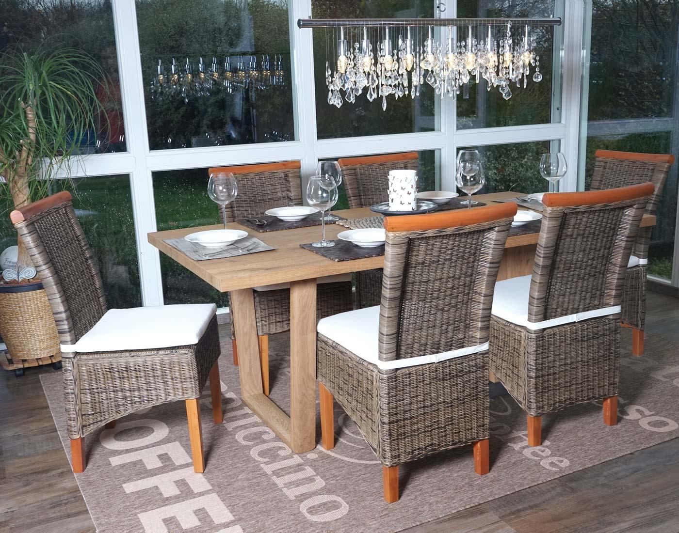 st hle freischwinger g nstig stuhl wasserhyazinthe. Black Bedroom Furniture Sets. Home Design Ideas