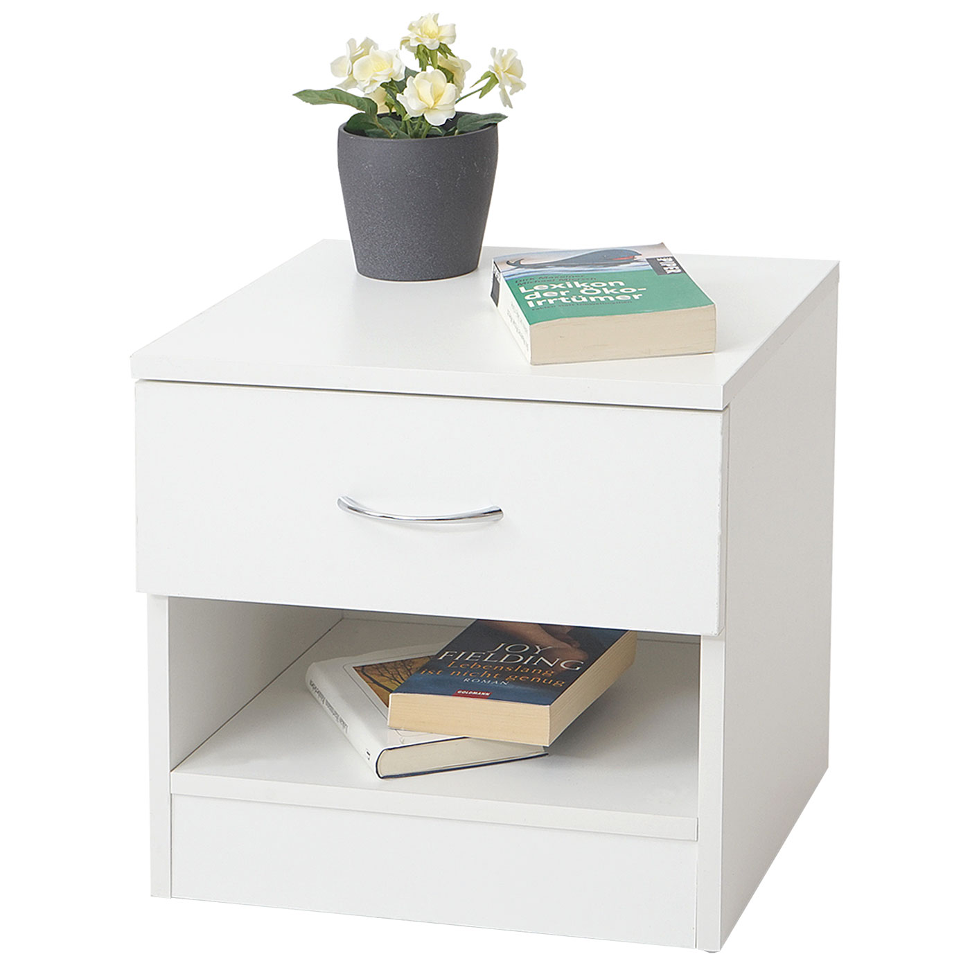 kommode aarhus nachtschrank nachttisch ebay. Black Bedroom Furniture Sets. Home Design Ideas