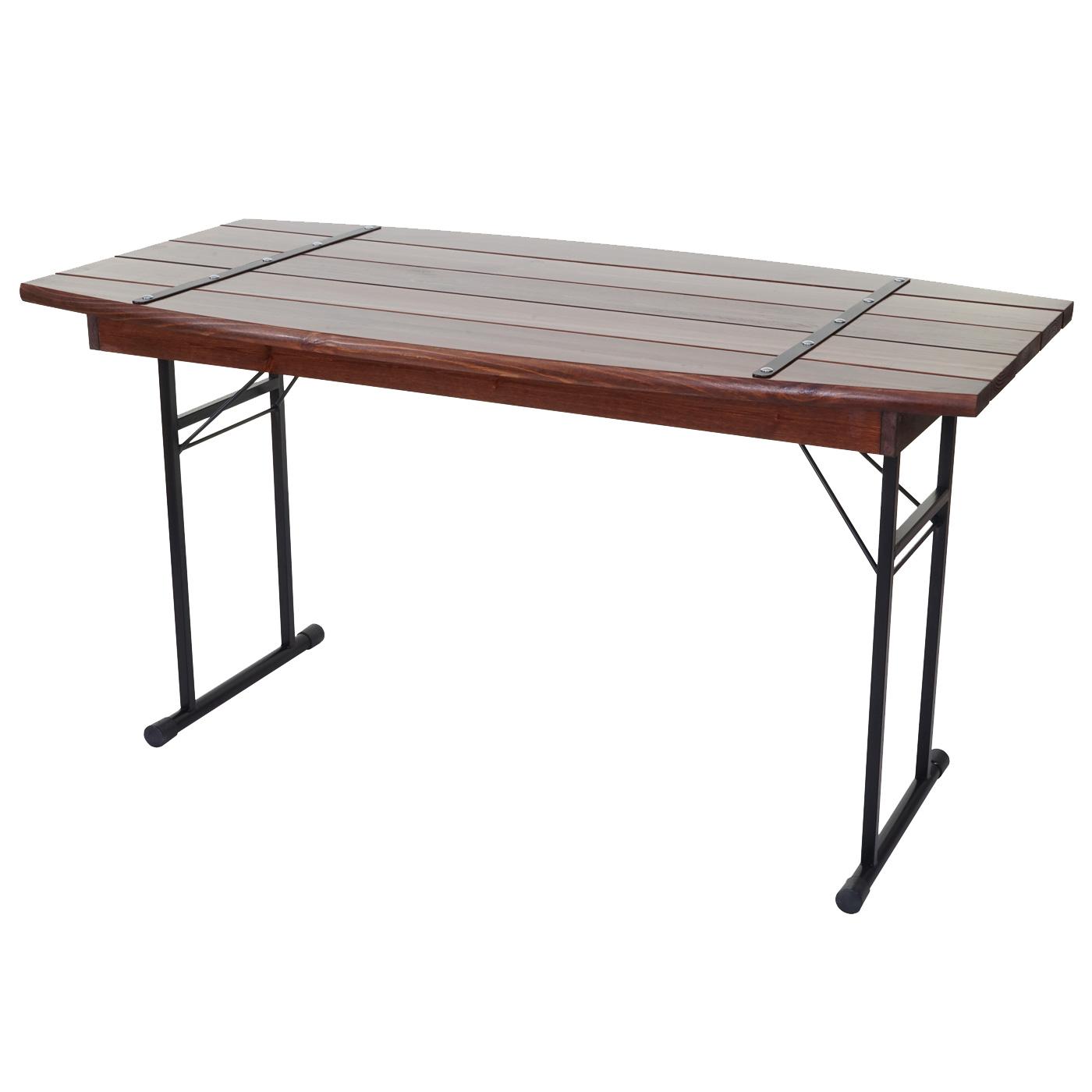 Gartentisch klappbar  Tisch Steyr, Biertisch Gartentisch, klappbar 148cm