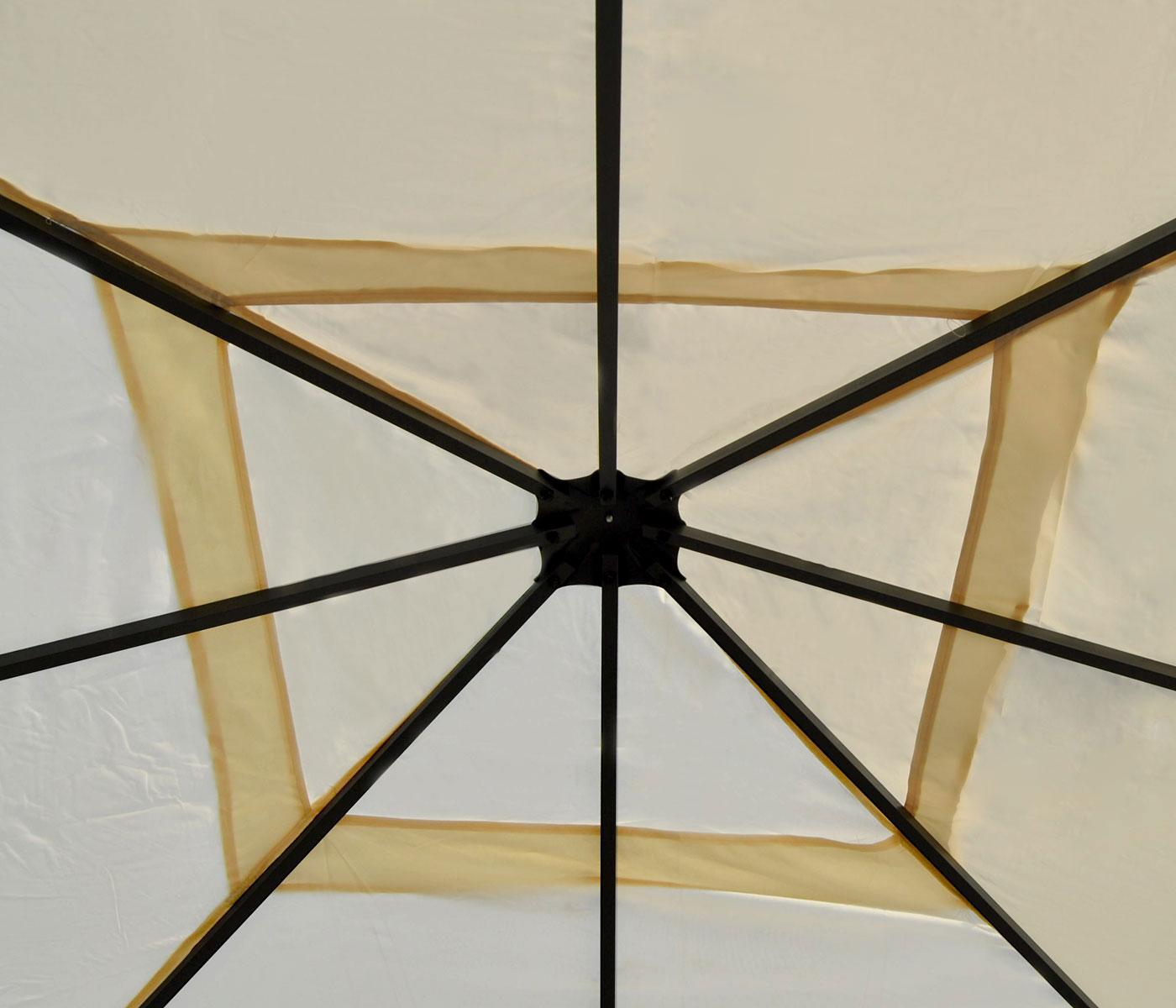 Ersatzdach für Pergola Cadiz