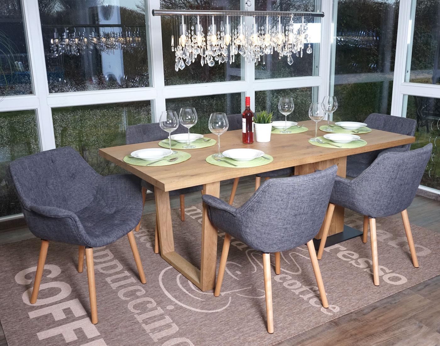 6x esszimmerstuhl malm t820 stuhl lehnstuhl retro 50er. Black Bedroom Furniture Sets. Home Design Ideas